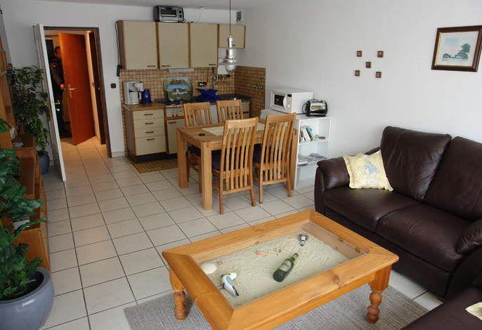 Appartement 2, Holsteinhaus Westerland / Sylt in Westerland, Sylt bei HRS Holidays günstig buchen