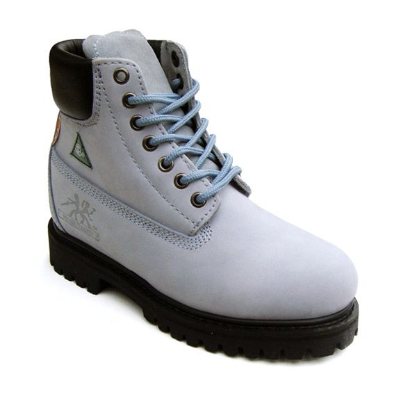Lola 6″ Work Boot For Women Reg. $99.99 - Now $35.00 Full-grain nu buck leather upper Steel toe and plate Suede leather padded tongue Padded collar Genuine good year welt construction Oil-resistant rubber outsole Removable dual density PU insole Spanco anti-bacteria lining CSA approved, Grade 1 Compression molded EVA midsole
