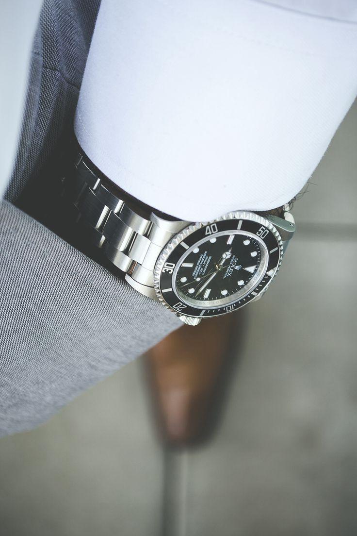 No Date Rolex Submariner