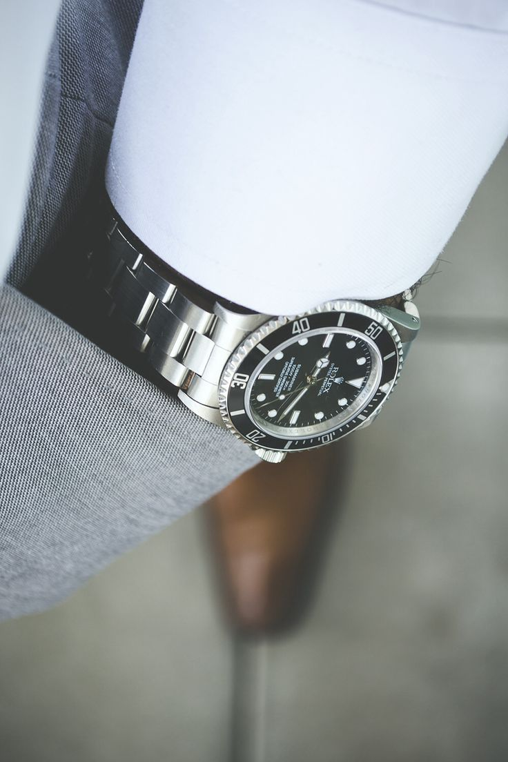 No Date Rolex Submariner