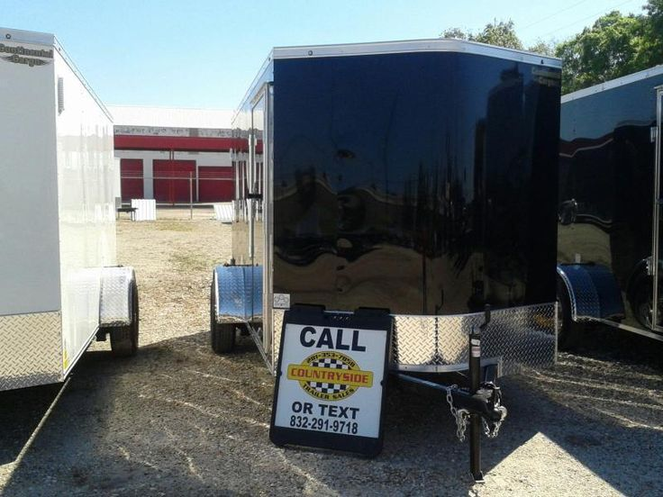 Cargo Trailers For Rent In Kansas City