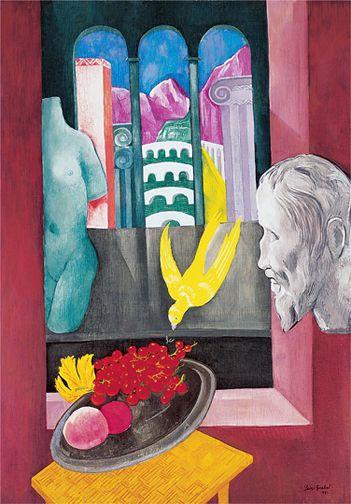 Jenö Paizs Goebel - Művészet, 1931.
