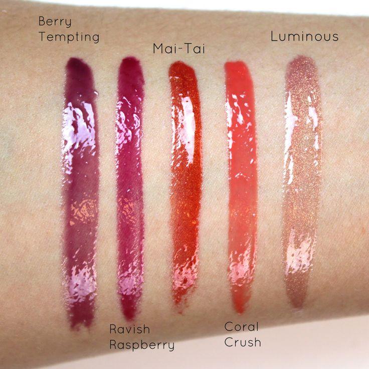 @Milani Cosmetics Brilliant Shine Lip Gloss