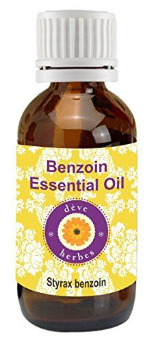 Pure ?Benzoin Essential Oil (Styrax benzoin) 100% Pure and Natural...