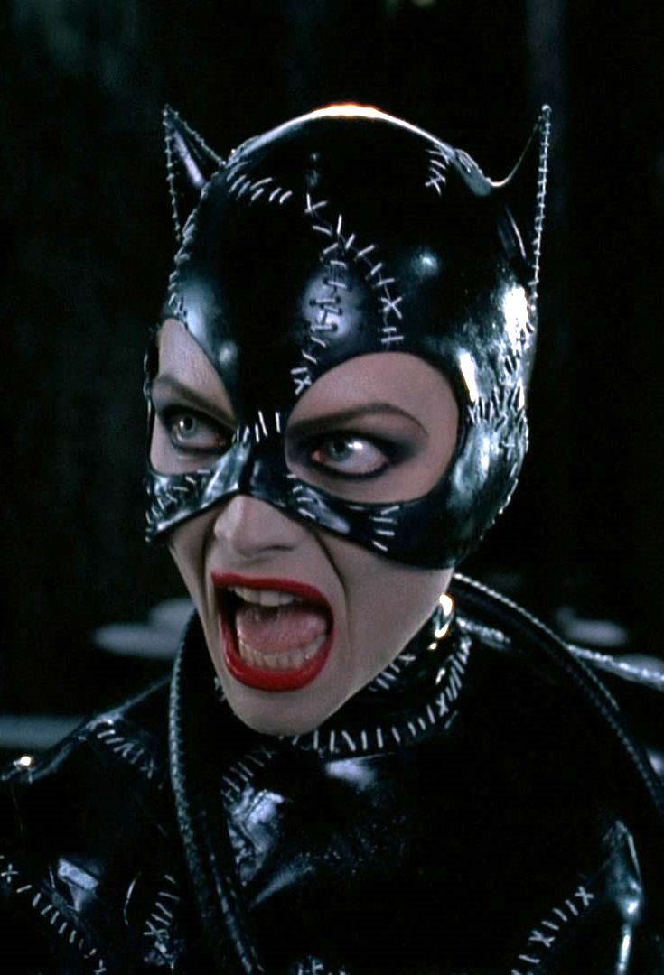 7 Best Catwoman From Batman Returns Images On Pinterest
