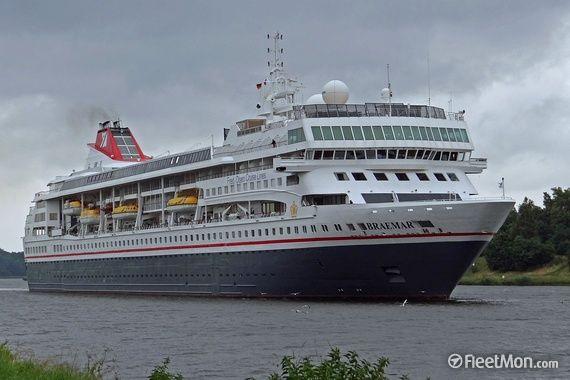 Turismo – Navio caribenho M/S Braemar retorna a Manaus