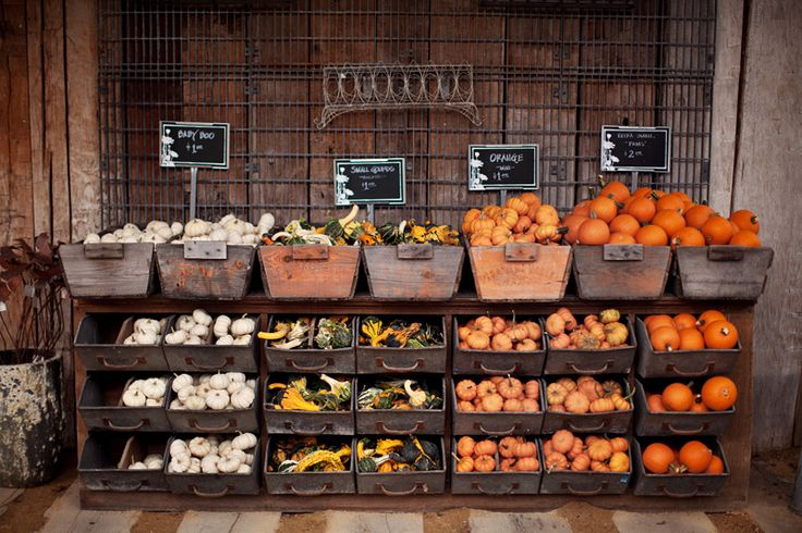 Waterfall Fruit And Veggie Displays: Fresh Fruit & Veg Produce Displays: A Collection Of Ideas