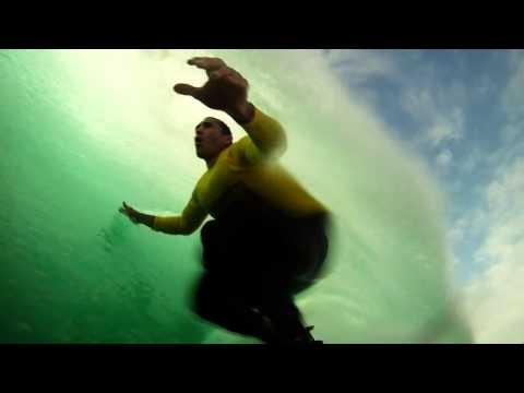 Garrett McNamara Nazare Portugal GoPro
