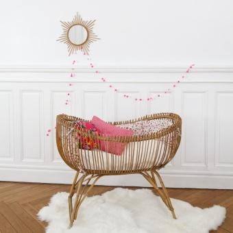 cradle rattan loops