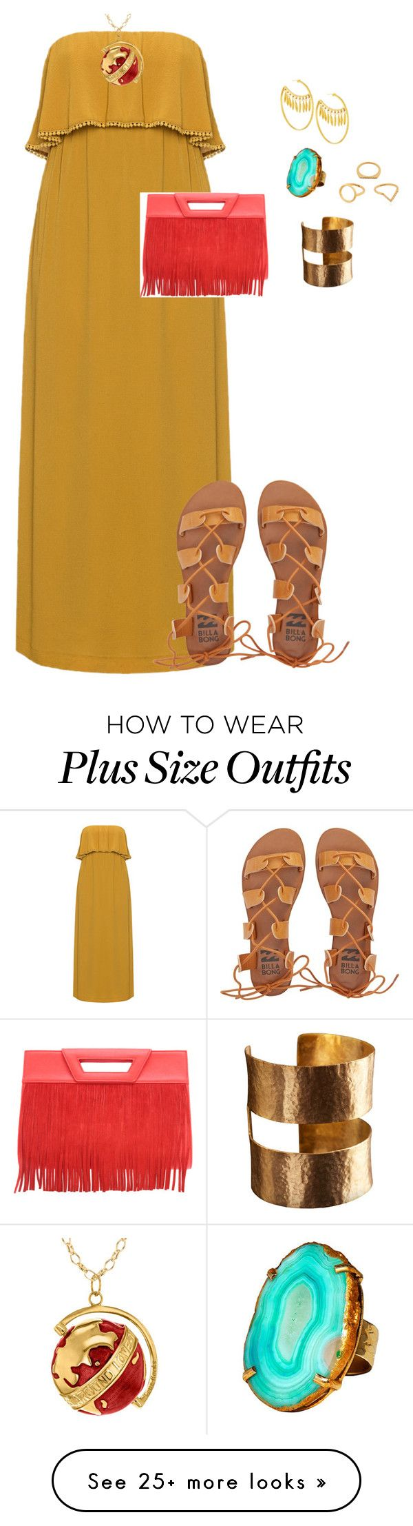 """my plus size summer chic style"" by kristie-payne on Polyvore featuring Mat, Billabong, True Rocks, Gurhan, Mela Artisans, Bebe, Kenzo and ADIN & ROYALE"
