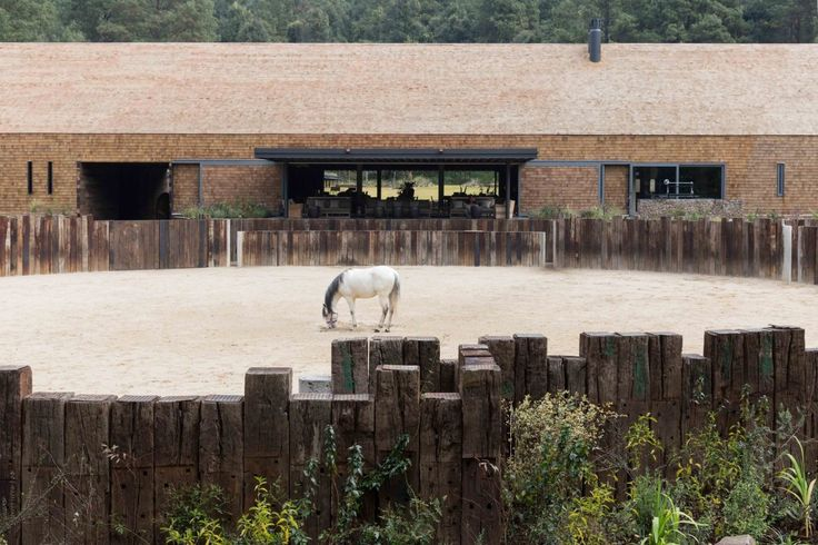 www.pegasebuzz.com   Equestrian Centre in Valle de Bravo Mexico by CC Arquitectos.