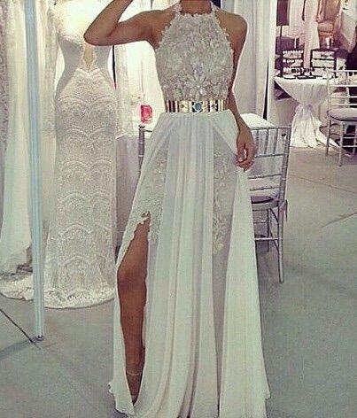 Bild über We Heart It https://weheartit.com/entry/147203877/via/28313562 #awsome #beautiful #dress #wedding #weddingdress #white #wife #woman #wonderful