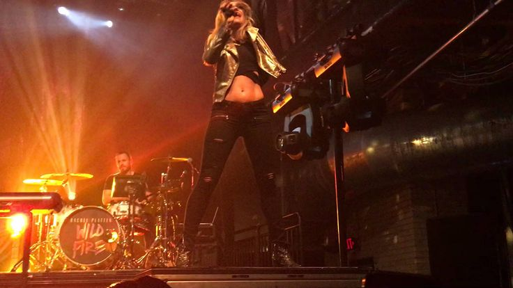 Rachel Platten Wildfire Tour - Stand By You - 2016-03-20 - Minneapolis, ...