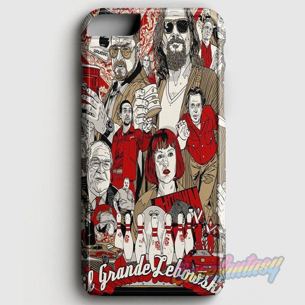 Il Grande Lebowski iPhone 6 Plus/6S Plus Case | casefantasy