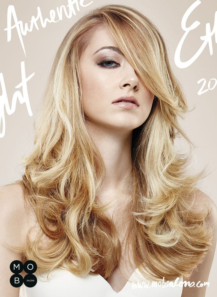 Etheral SS15 Collection by Mob Salons #blonde #antiglamour #wavy #hairstyle