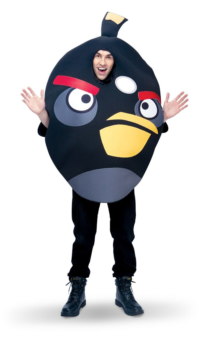 16 best Angry Birds Costumes images on Pinterest | Bird costume ...