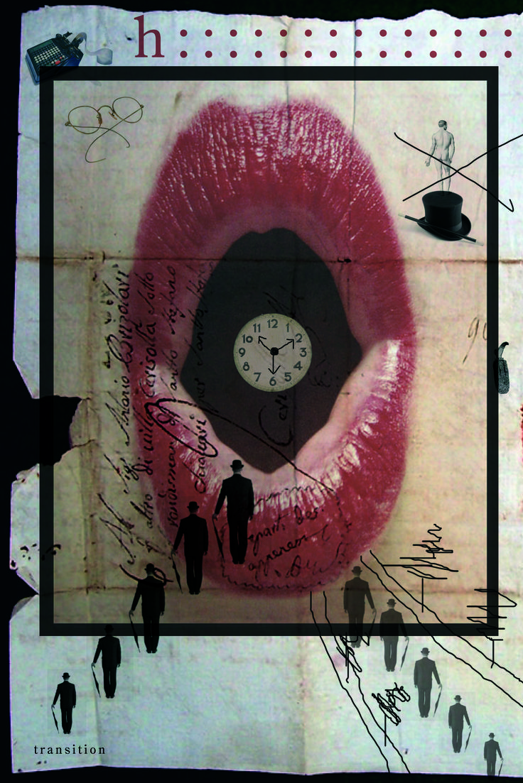 Collage-time by Ida Potenza - graphic designer