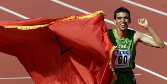 Le20heures » Hicham El Guerrouj intronisé au Panthéon de l'athlétisme de l'IAAF