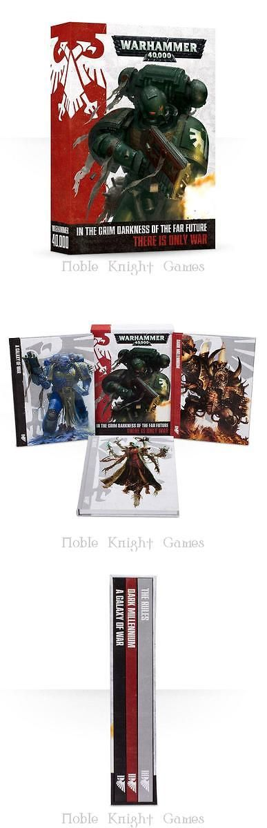 40K Rulebooks and Publications 90944: Gw Warhammer 40K Warhammer 40,000 Rulebook (7Th Edition Slipcase Set) Box Sw -> BUY IT NOW ONLY: $76.95 on eBay!