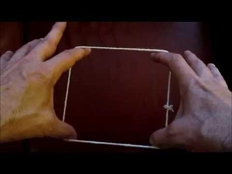 Obwód i pole ze sznurka