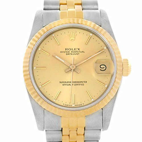 Rolex Datejust automatic-self-wind womens Watch 68273 (Certified Pre-owned) -- W...