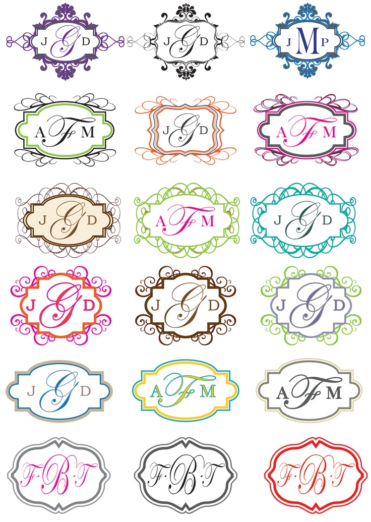 Images about monogram wizard plus on pinterest