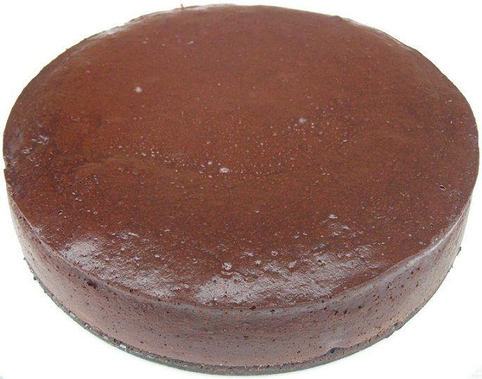 Ζαχαροπλαστική Πanos: Παντεσπάνι σοκολάτας
