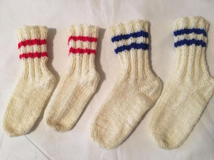 Ciorapi de lana pentru copii