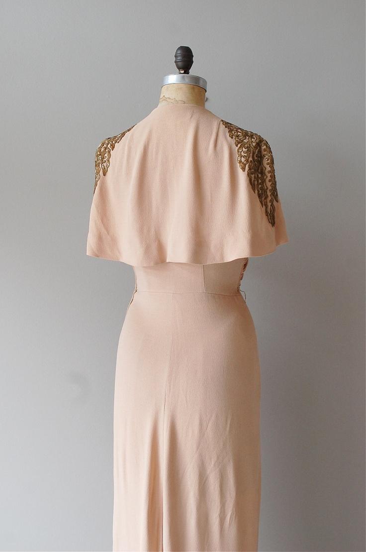 Tamblyn house dress u s lace dress u vintage embroidered lace