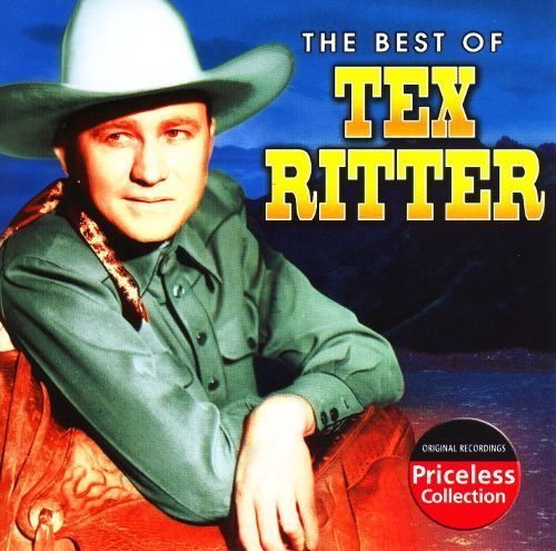 The Best of Tex Ritter [Collectables] [CD]