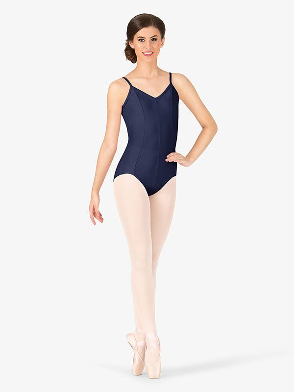 b9cfed88b Adult Seamed Camisole Leotard in 2019
