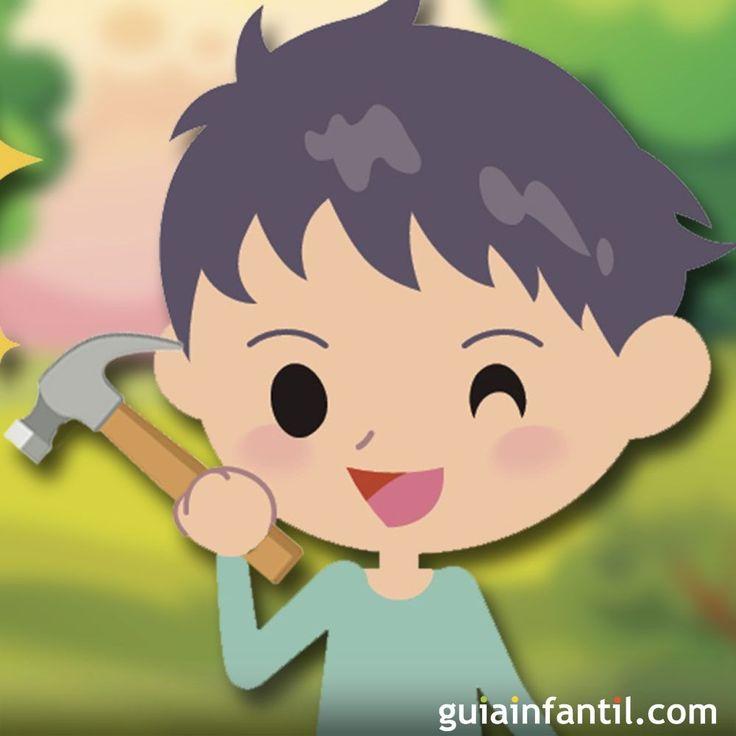 Con el cuento de 'El niño y los clavos', los niños conseguirán entender por qué deben controlar sus impulsos.