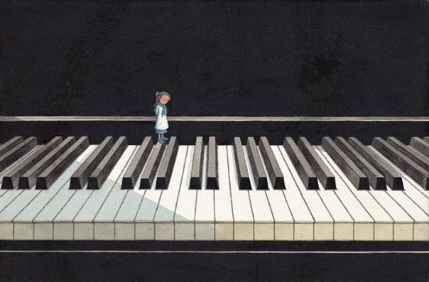 Ilustración del genial Jimmy Liao