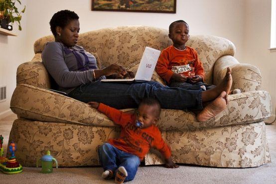 Madres trabajadoras, adiós a la culpa | Blog de BabyCenter