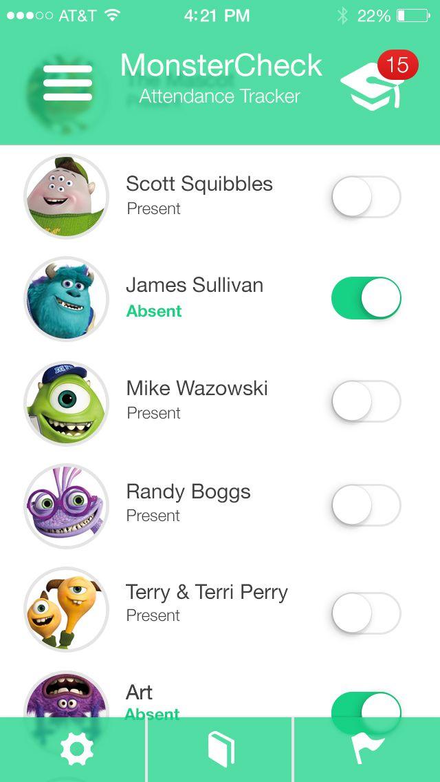 Monster-app