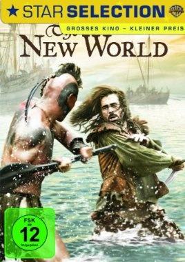The New World  2005 USA,UK      Jetzt bei Amazon Kaufen Jetzt als Blu-ray oder DVD bei Amazon.de bestellen  IMDB Rating 6,8 (46.885)  Darsteller: Colin Farrell, Q'orianka Kilcher, Christopher Plummer, Christian Bale, August Schellenberg,  Genre: Biography, Drama, History,  FSK: 12