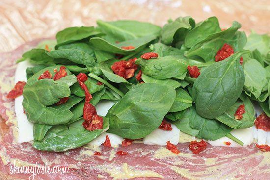 Spinach Prosciutto and Mozzarella Stuffed Pork Tenderloin ...