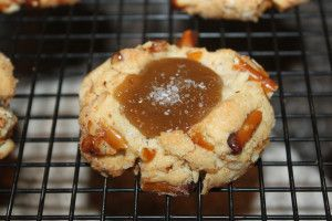 Salted Caramel Pretzel Cookie Recipe – All The Magic In One Cookie, And Great For Christmas!