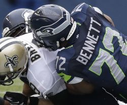 Report: Bears expect to sign Michael Bennett