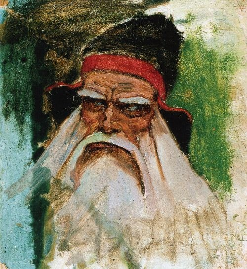 AKSELI GALLEN-KALLELA  The Wizard Vainamoinen