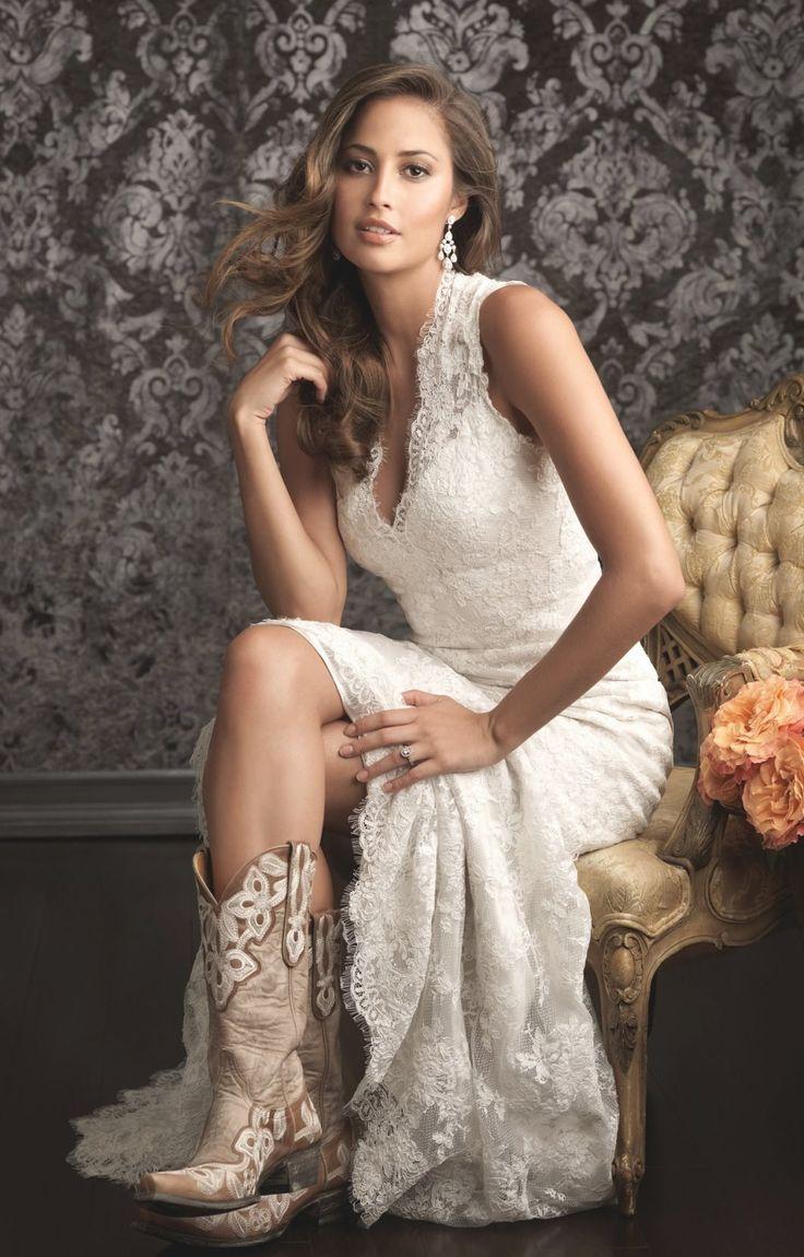 The 25 best Cowboy wedding dresses ideas on Pinterest Cowboy