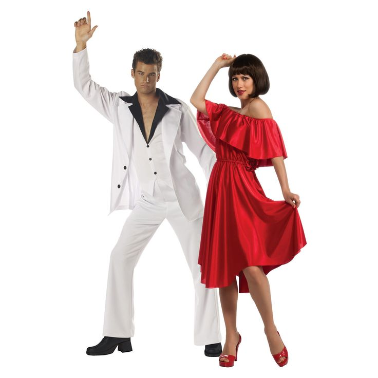 Saturday Night Fever Adult Costume | Shopping, Saturday ...