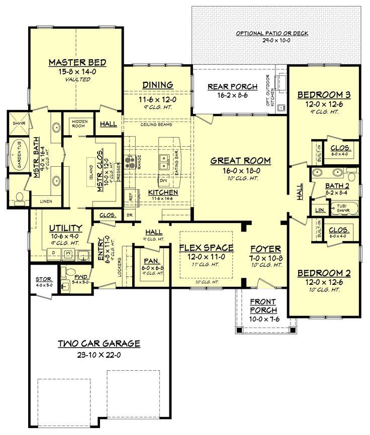 The 25 Best Floor Plans Ideas On Pinterest House Floor Plans