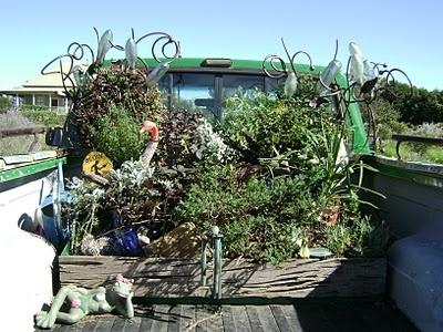 Truck GardenSecret Gardens, Things Gardens, Trucks Gardens