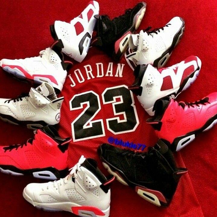 Jordan 6's