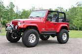 Image result for 2003 lifted jeep wrangler