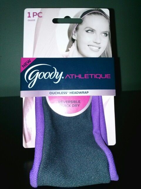 #GoodyAthletique #Influenster #VioletVoxBox