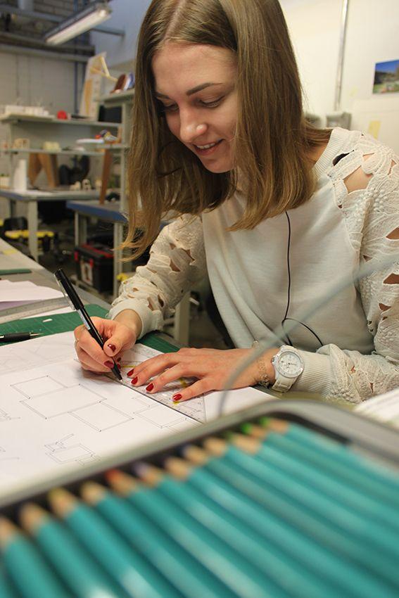 Muotoiluassistentti mallin piirtäminen