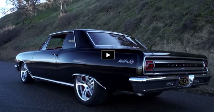 1965 Chevy Malibu SS Custom - The Perfectly Balanced Muscle Car
