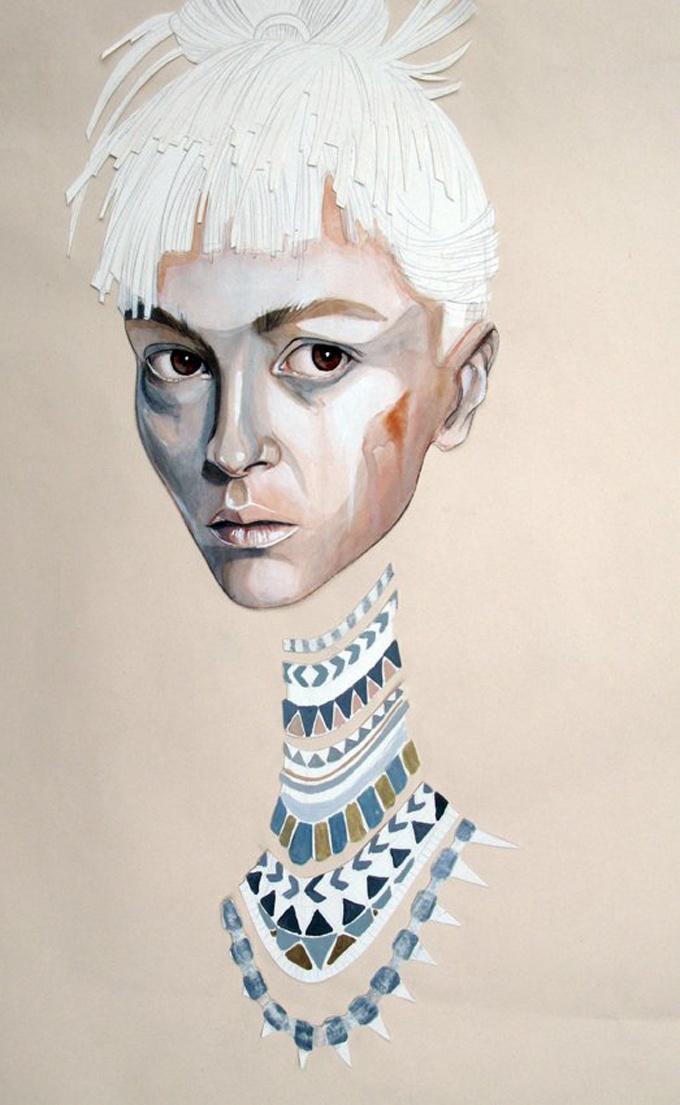 Zupi / Ilustração e moda em um só talento
